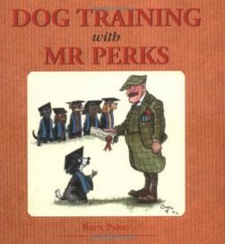 Kirja: Training With Mr Perks