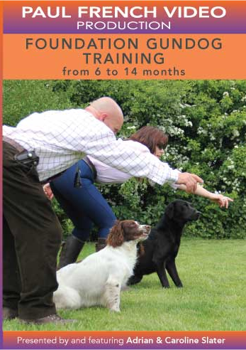 Foundation Gundog Training with Adrian and Caroline Slater