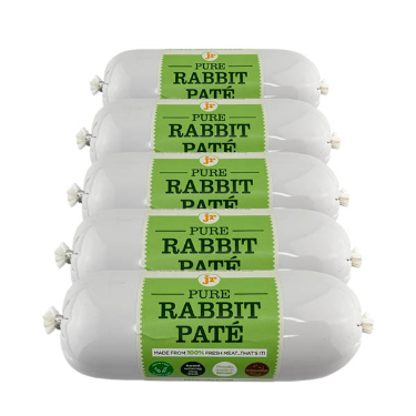 JR Pet Pure Rabbit Pate – kanipatee 200g