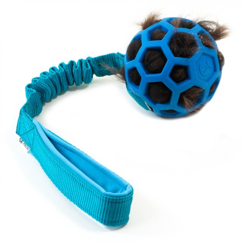Bungee with Sheepskin Stuffed Holee Roller