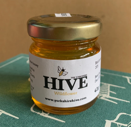 Mini Yorkshire honey