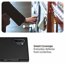 Load image into Gallery viewer, Spigen Thin Fit Designed for Samsung Galaxy Note 10 Plus Case/Galaxy Note 10 Plus 5G Case (2019) - Black
