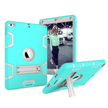 Load image into Gallery viewer, Apple iPad Case for 9.7 inch - Hard Full Body Protective Case Cover for iPad 2018 - Redpepper Cases