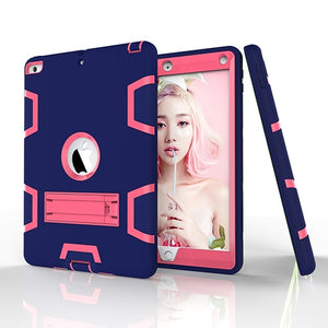 Apple iPad Case for 9.7 inch - Hard Full Body Protective Case Cover for iPad 2018 - Redpepper Cases