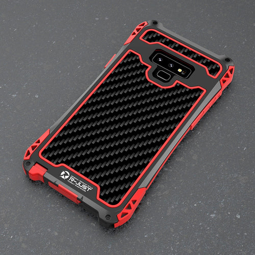 Samsung Galaxy Note 9 Case - Galaxy Note 9 Metal Case Cover - Redpepper Cases