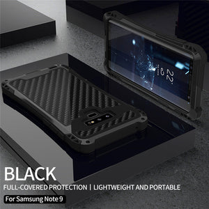 Samsung Galaxy Note 9 Case - Galaxy Note 9 Metal Case Cover