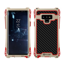 Load image into Gallery viewer, Samsung Galaxy Note 9  Heavy Duty Aluminum Case - Redpepper Cases