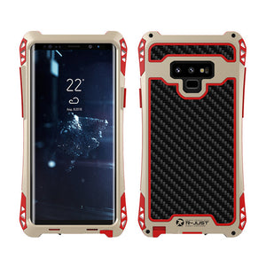 Samsung Galaxy Note 9  Heavy Duty Aluminum Case - Redpepper Cases