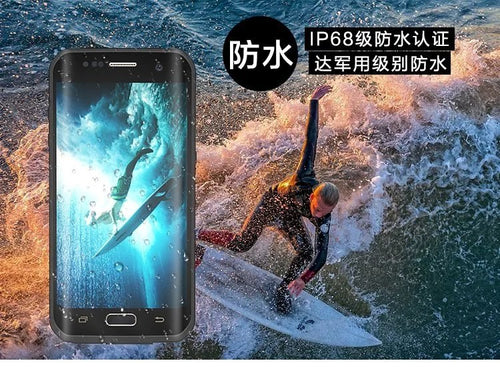 Redpepper Waterproof Case for Samsung Galaxy S7 edge - Redpepper Cases