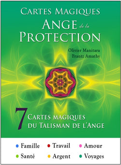 Coffres de l'ange de la Protection