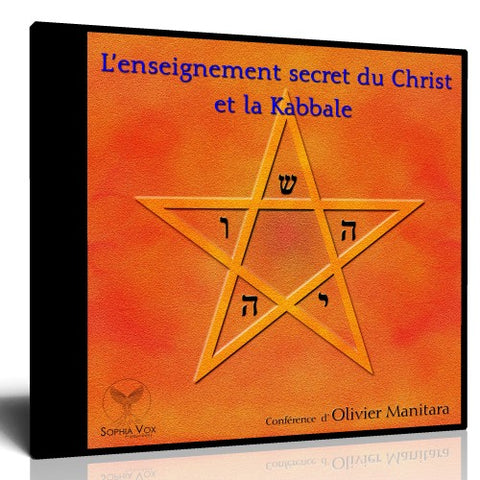 Image of L'enseignement secret du Christ et la Kabbale