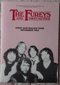 Autographed / Signed - The Furey's