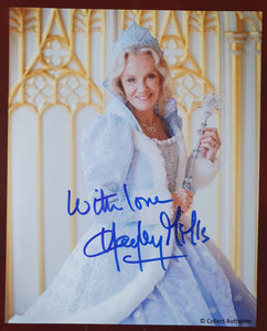 Hayley Mills Autographed Glossy 8x10 Photo COA #HM79434