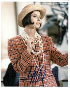 Isabella Rossellini - Autographed / Signed