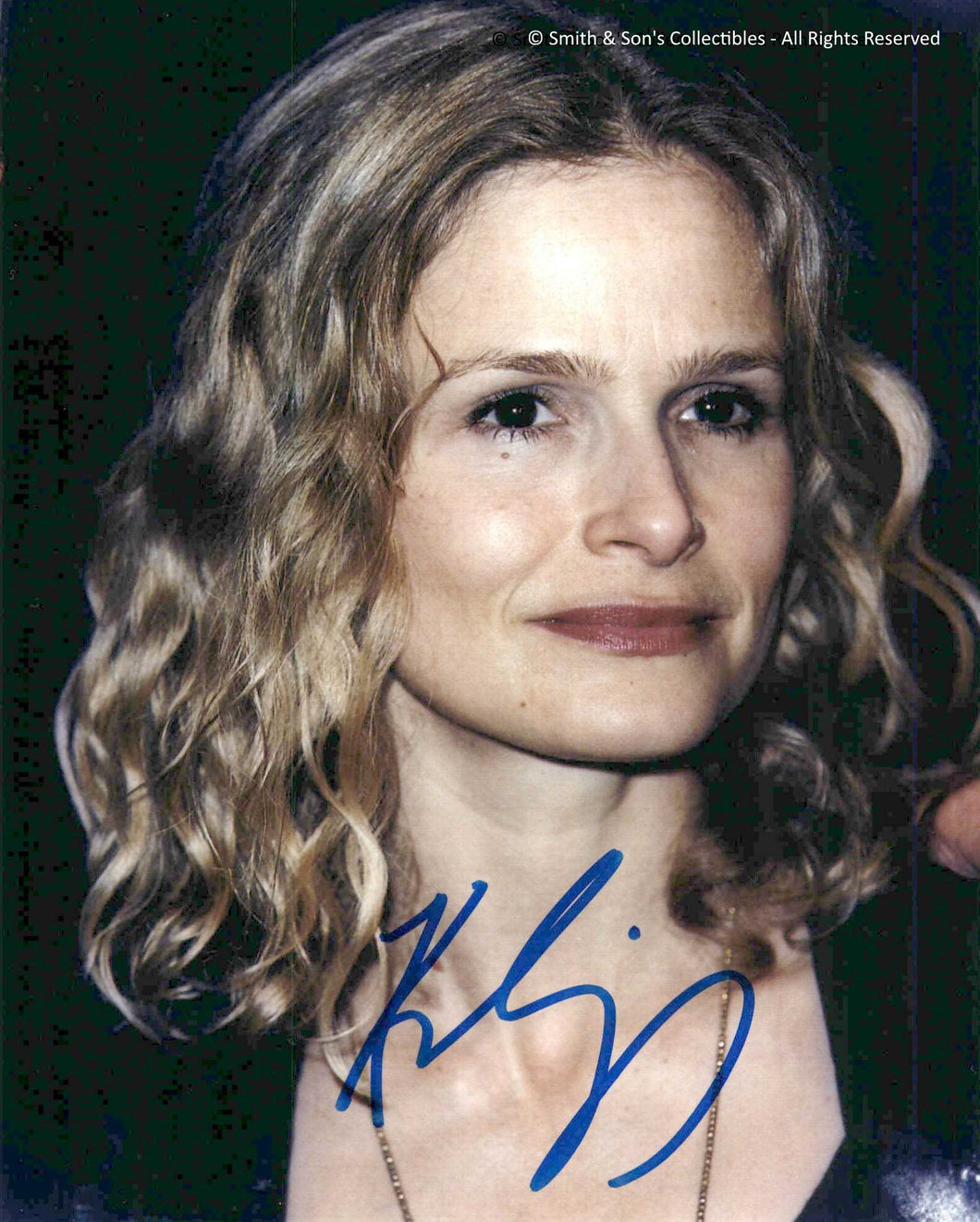 Kyra Sedgwick - Autographed / Signed