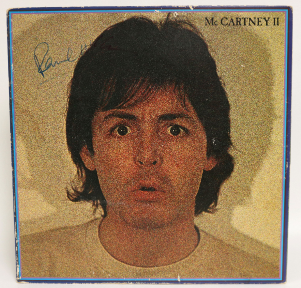 Paul McCartney - Autographed / Signed