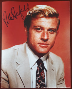Robert Redford Autographed Glossy 8x10 Photo COA #RR58162