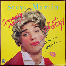 Load image into Gallery viewer, Steve Martin Autographed Album COA #SM54876