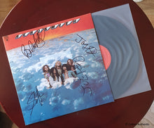 Load image into Gallery viewer, Steven Tyler Brad Whitford Joe Perry Joey Kramer Signed Aerosmith Record LP COA #AS48964