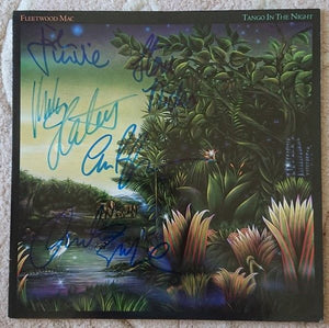 Autographed Original FLEETWOOD MAC