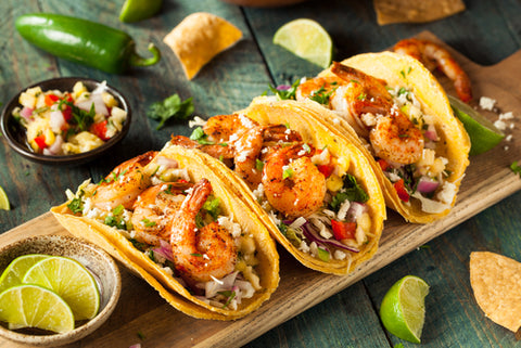 Gourmet tacos, private chef service, cook and sip, private catering service