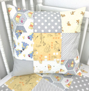 Winnie the Pooh Pillow Cover