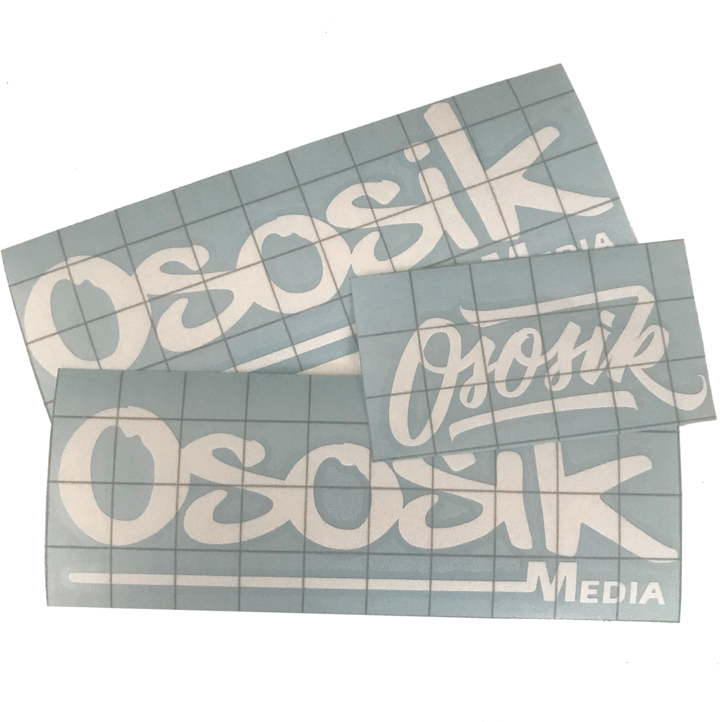 Ososik Decal Set