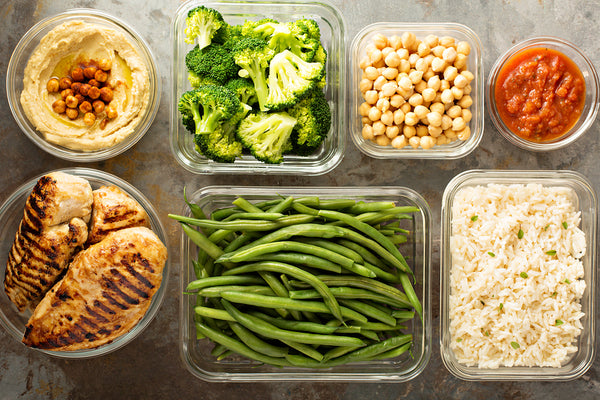 Meal Prep for a Healthier Lifestyle
