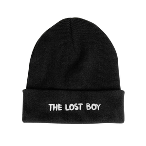 Lost Boy Beanie - Black