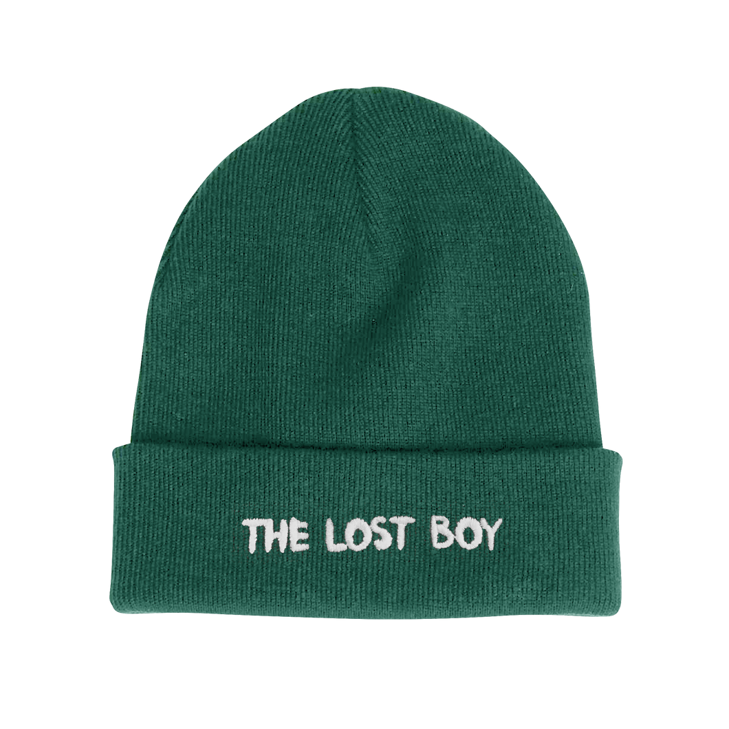 Lost Boy Beanie - Green