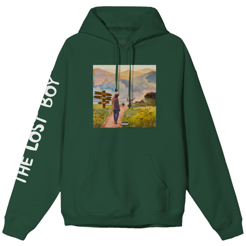 Lost Boy Euro Tour Hood - Green