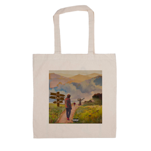 Lost Boy Tote Bag