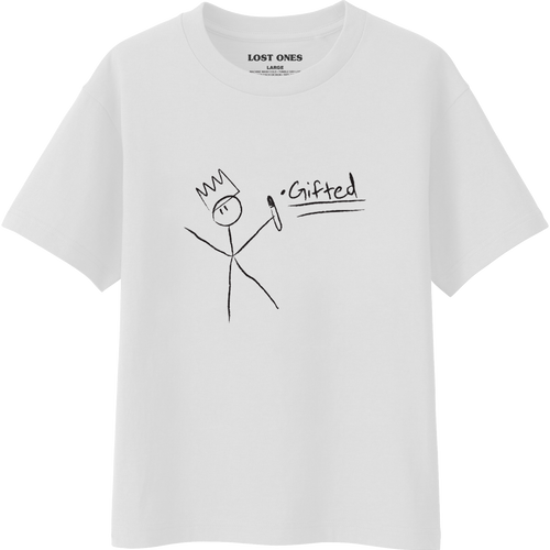 Gifted T-Shirt - White