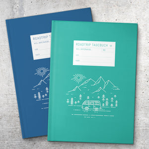 "Bundle ""Reisetagebücher Roadtrip"""