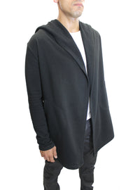 Silas Black Fashion Cardigan
