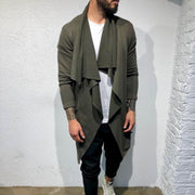 Olive Fashion Cape/Cardigan