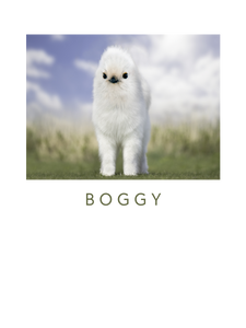 Boggy - T-shirt