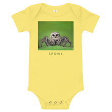 Load image into Gallery viewer, Spowl - Baby bodysuit