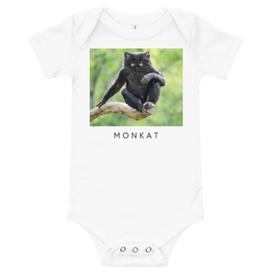 Monkat - Baby bodysuit
