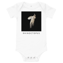 Load image into Gallery viewer, Rhinoctopus - Baby bodysuit
