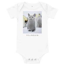 Load image into Gallery viewer, Felinguin - Baby bodysuit