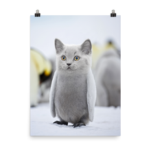 Load image into Gallery viewer, Felinguin - Print