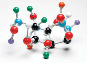 Molecular Set 9mm 620 Parts