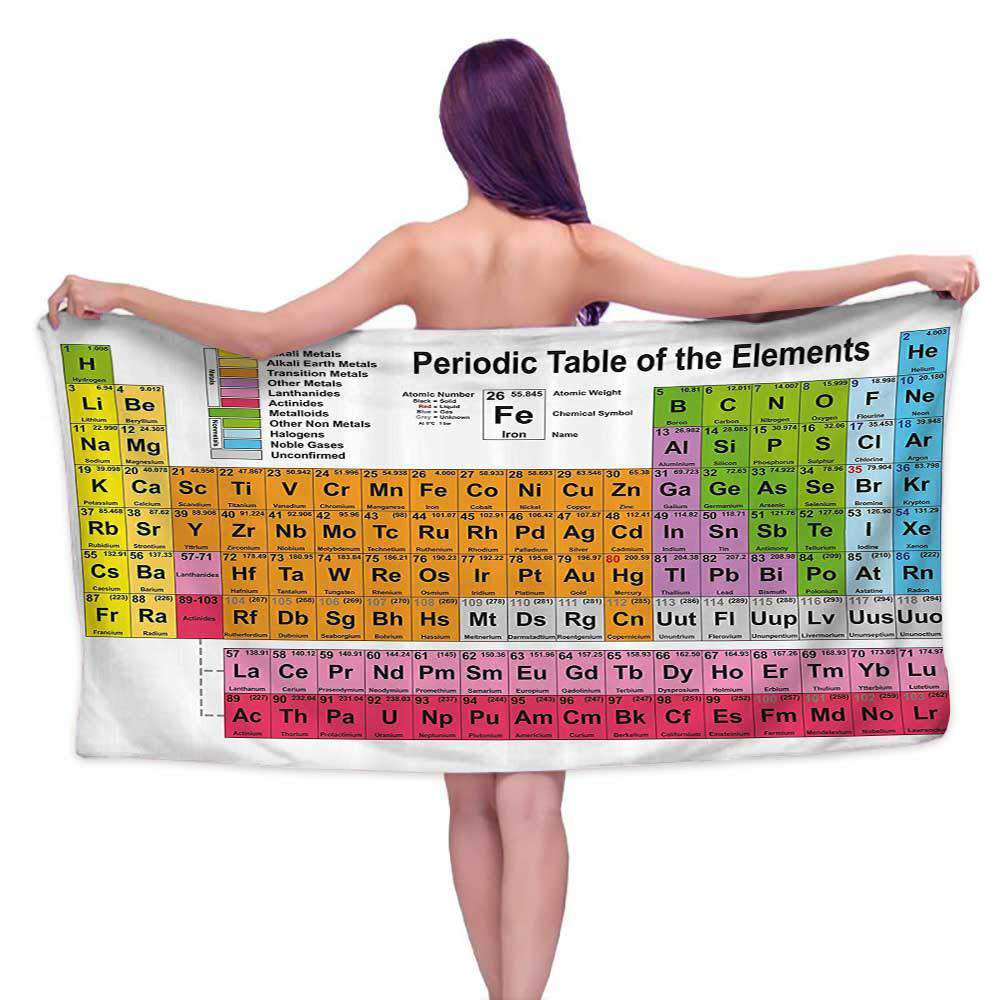 Periodic Towel of Elements