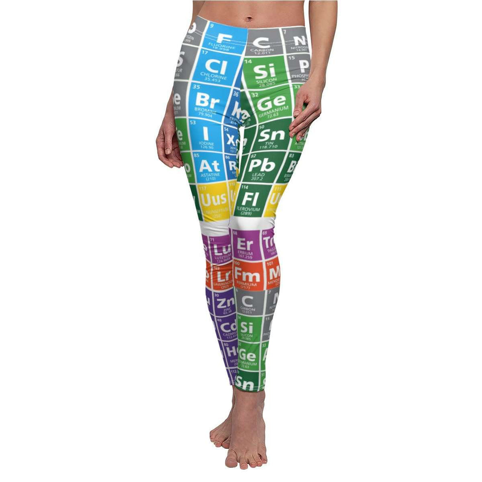 Women's Cut & Elemental Leggings