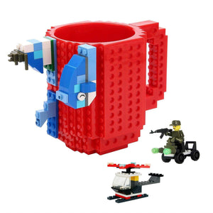 Build-On Brick Mug®| LEGO Compatible