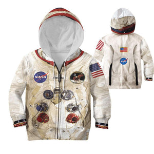 Space Suit Pullover