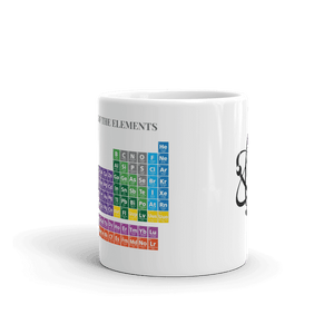Periodic Mug of the Elements