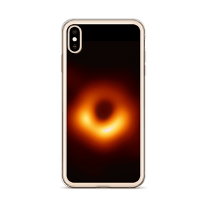 Black Hole iPhone Case