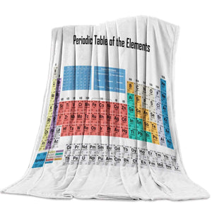Periodic Blanket of Elements